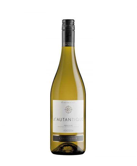 autantique chardonnay vin blanc igp