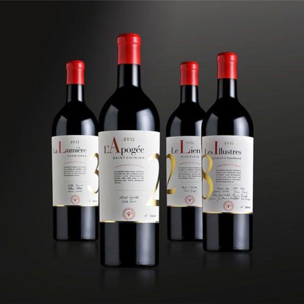 maisons des vins saint chinian