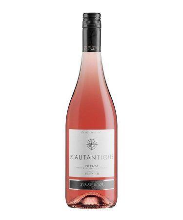 autantique syrah vin rose