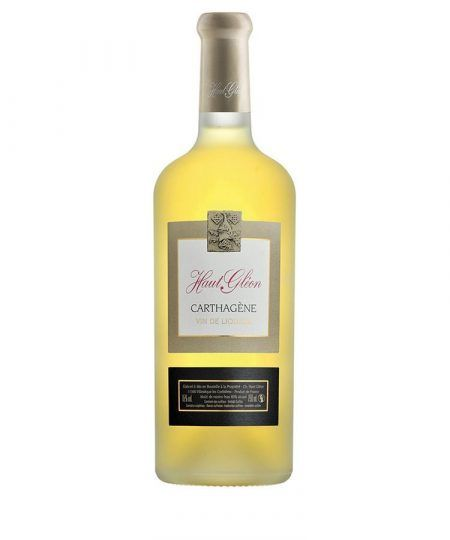 cartagene vin blanc doux