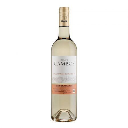 vin blanc domaine cambos