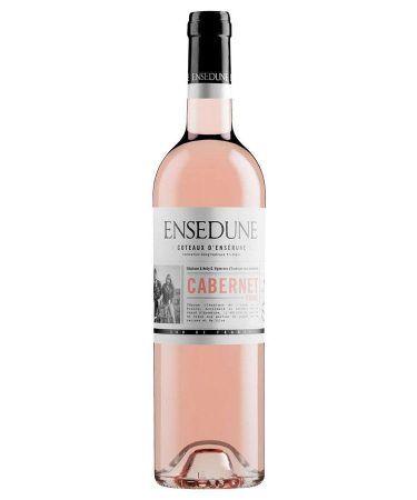 ensedune cabernet franc vin rose
