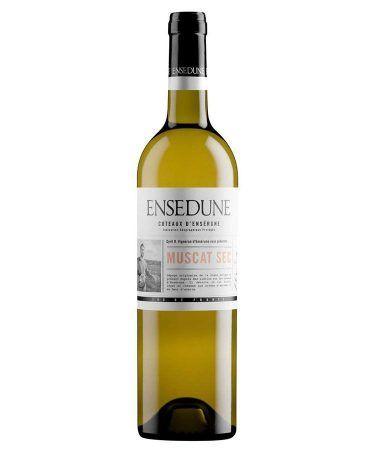 ensedune muscat sec vin blanc