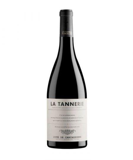 la tannerie vin rouge igp