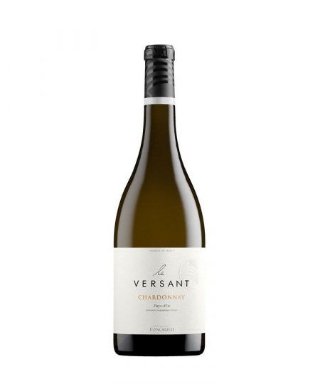 versant chardonnay vin blanc