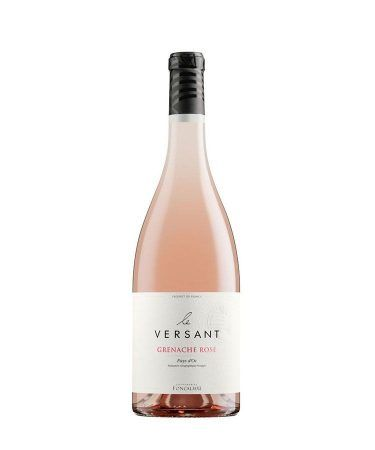 le versant grenache vin rose