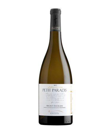 petit paradis saint chinian vin blanc