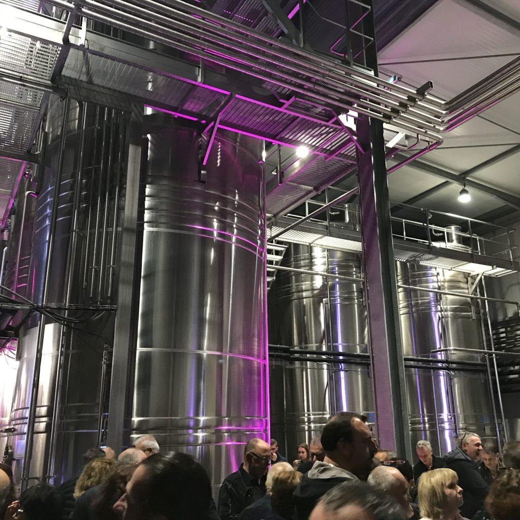 vin primeur 2018 cazouls
