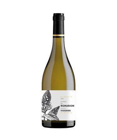 vin languedoc romarion viognier
